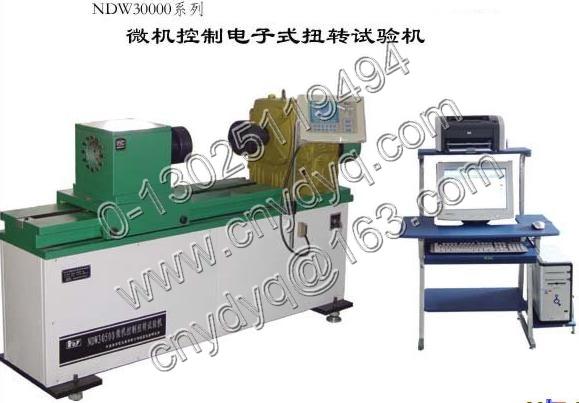 NDW30000系列微机控制电子式扭转试验机